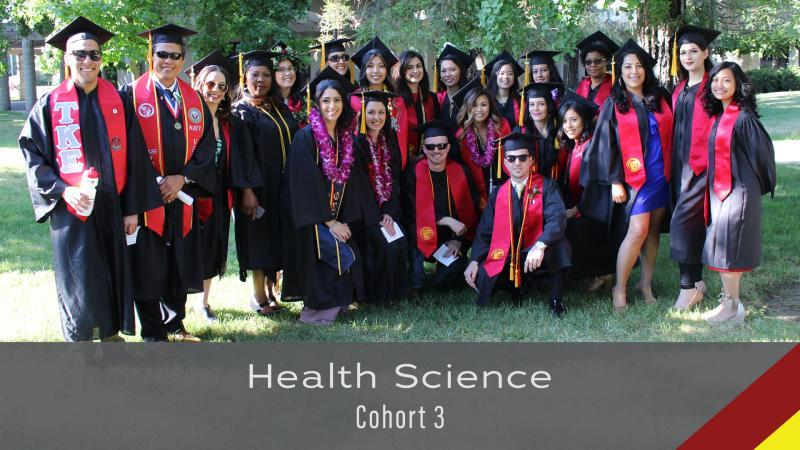 Cohort 3 Health Science Graduates